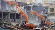 Демонтаж зданий и сооружений Москва