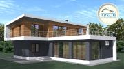 Проектирование загородного дома, коттеджа доставка из г.Киров