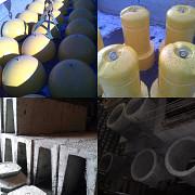 Плиты перекрытий, лотки теплотрасс, кольца колодца, сваи, перемычки, блоки фбс, колодцы кабельные, д Нижневартовск