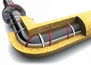 Промышленный обогрев труб кабелем ISR 60-2 CT доставка из г.Екатеринбург