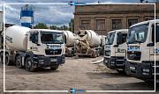 Бетон М100 B7,5 П4 F100 от производителя по Москве и Области Москва