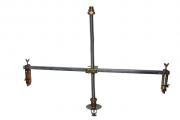 Реечное крепление для оросителя, спринклера к подвесному потолку доставка из г.Екатеринбург
