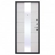 Дверь входная металлическая Европа Белый ясень 2050х960х95 мм правая доставка из г.Калининград