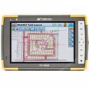Полевой контроллер TOPCON FC-5000 Geo+4G Новосибирск